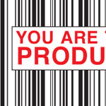 SN&R You Are The Product cover