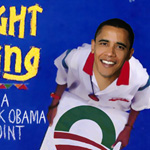 Did The Right Thing Obama poster