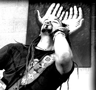 Michael Franti, live at Folsom Prison #4