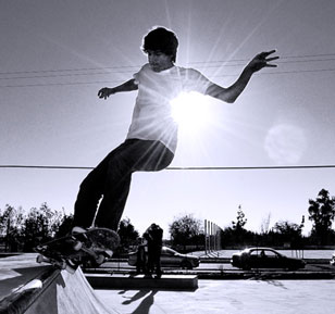 JB, Racho Skatepark