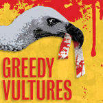 SN&R Greedy Vultures cover