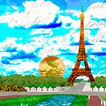 Letters to the Future 'Paris Climate Talks' illustration